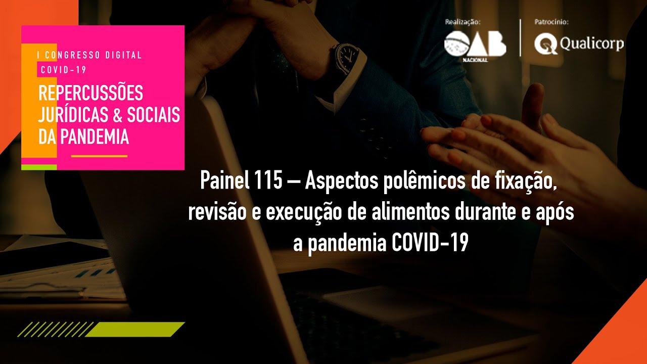 I Congresso Digital COVID-19: Repercussões Jurídicas e Sociais da Pandemia