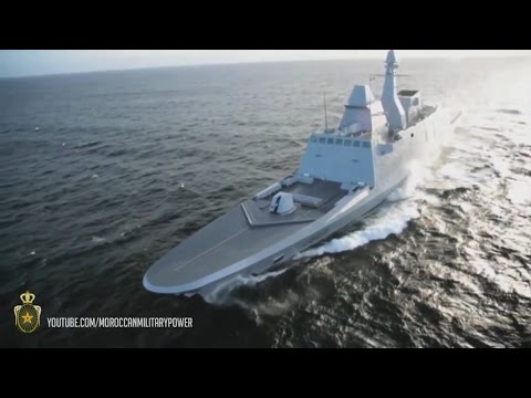 Royal Moroccan Navy   2015   HD   1080
