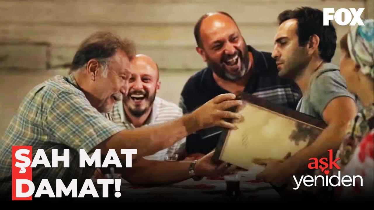Fatih ve Şevket Reis'in Tavla Krizi - Aşk Yeniden 20. Bölüm