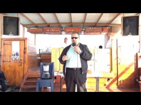Sailing on Galilee and UP to Jerusalem