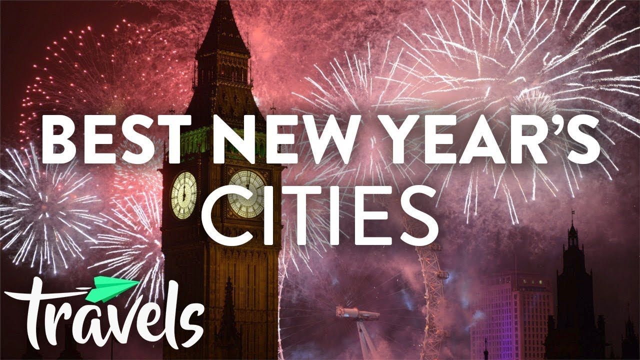 Најдобрите градови во светот за дочек на Нова година