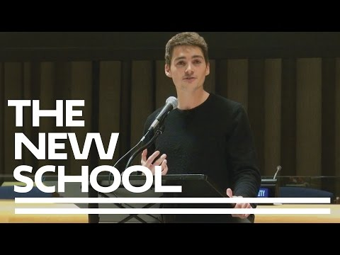 Finn Harries Speaks about the Need for Environmental Education and Activism at the United Nations