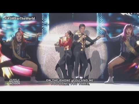 Sarah Geronimo and Gary Valenciano - Remember The Time / Black or White [Michael Jackson]