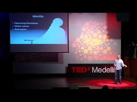 Evolution of social networking   Aber Whitcomb   TEDxMedellín