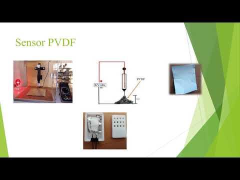 (341) App y Sensor de Humedad hecho de PVDF para monitorear niveles de humedad en Plantas de ornato.
