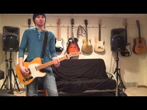 Night Train - Jason Aldean (guitar cover)