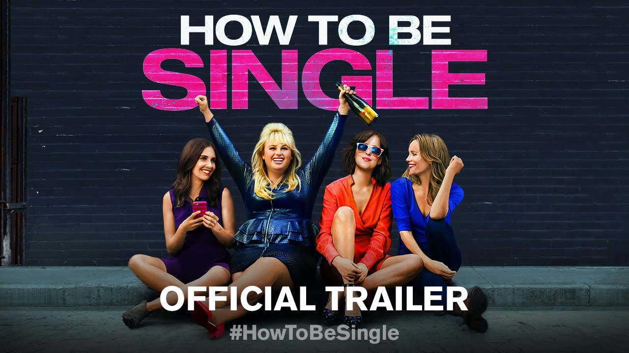 How to be single official trailer 1 hd youtube ccuart Images