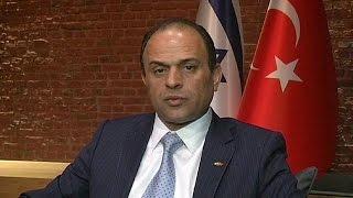 """أنقرة وتل أبيب تقتربان من اتفاقٍ لتطبيع العلاقات يتجاوز أزمة """"مافي مرْمرة""""    11-5-2016"""