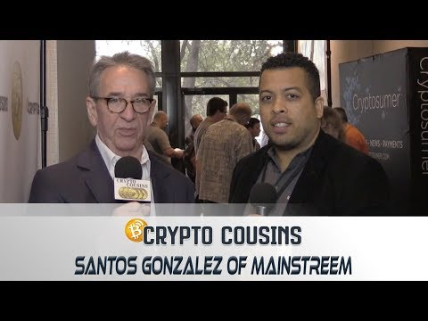 Interview About MainStreem | 2018 Bitcoin Ethereum Blockchain Super Conference