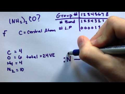 Drawing Complex Lewis Structures and Formal Atom Charges