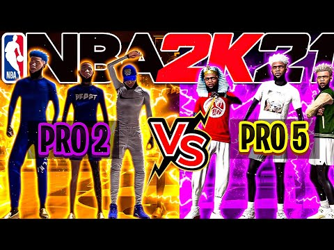 NBA 2K21 Pro