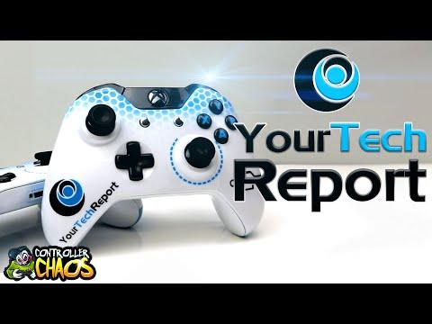 Your Tech Report - SiriusXm Custom Xbox One Controller - Controller Chaos
