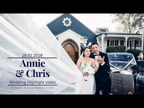 Annie & Chris | High Light of Ballara Reception wedding