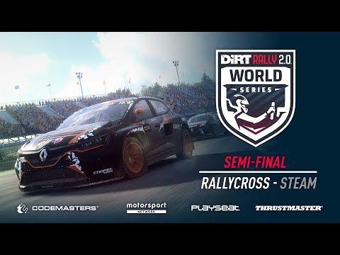 Semi-Final - Rallycross - Steam - DiRT Rally 2.0 World Series