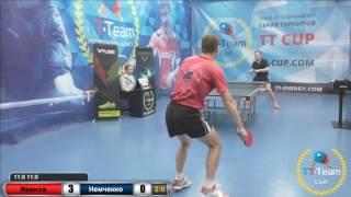 Иванов - Немченко. 24 января 2017. TT Cup