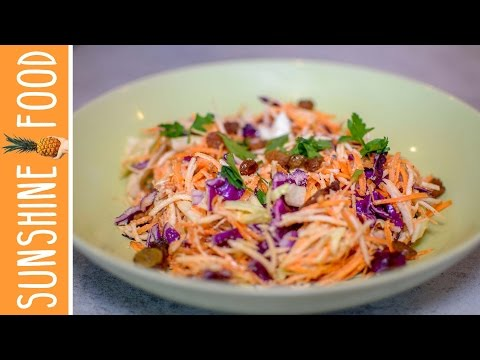 salade-vegan-coleslaw⎪sunshine-food