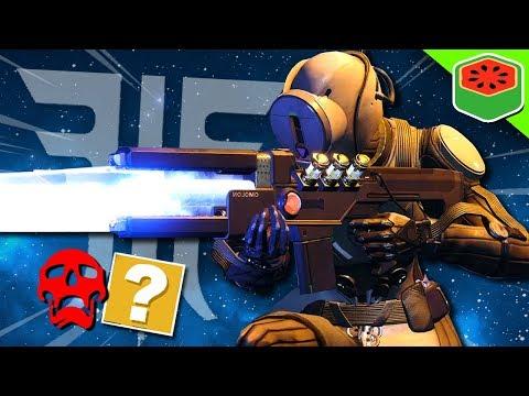 Hardest Nightfall EVER | Destiny 2 Forsaken - The Dream Team