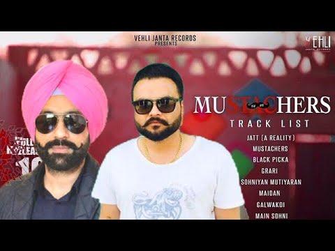 Mustachers (Full Album Video)   Kulbir Jhinjer Tarsem Jassar   Vehli Janta Records Latest Songs 2018