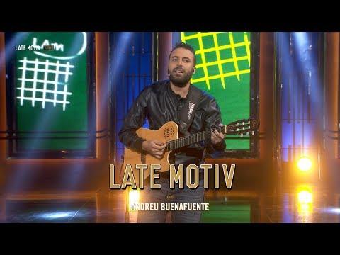 LATE MOTIV - Víctor lemes. 'Análisis estructural de una canción comercial' | #LateMotiv255