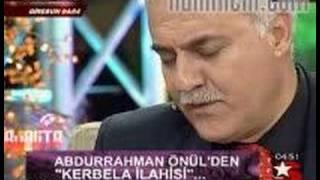 Nihat Hatipoğlu - Kerbela - Abdurrahman Önül Resimi