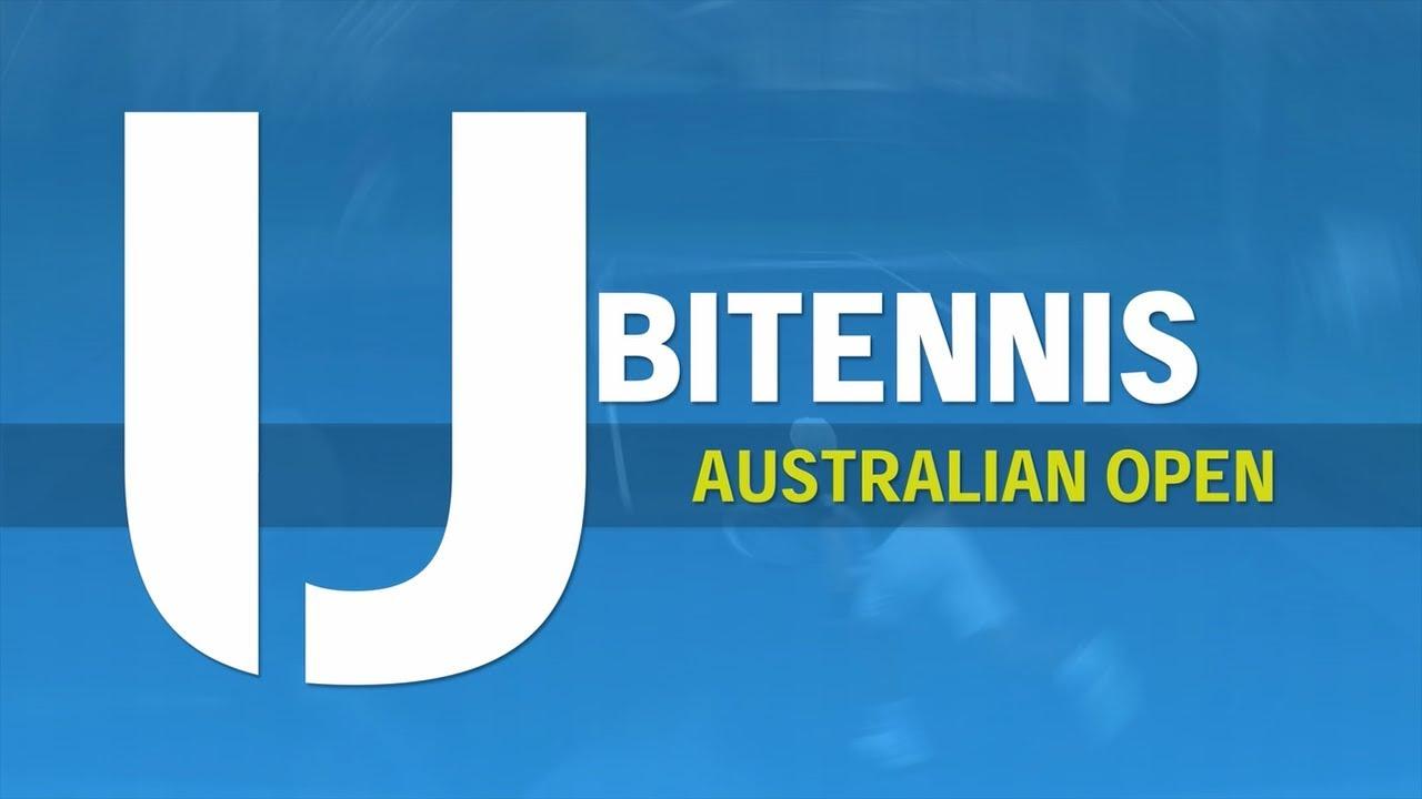 Australien open dag 1