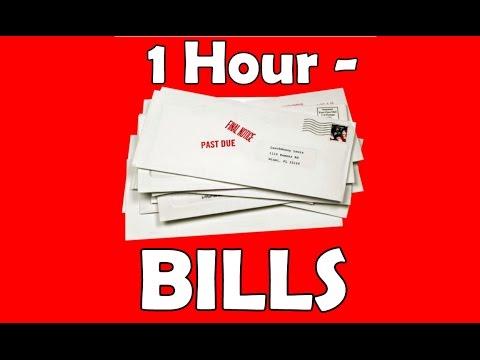 LunchMoney Lewis - Bills (1 Hour Version)