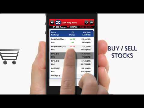 Kotak Stock Trader - Our Free Mobile Trading Application