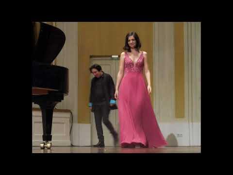 Gershwin: Summertime, M. Crebassa, F. Say