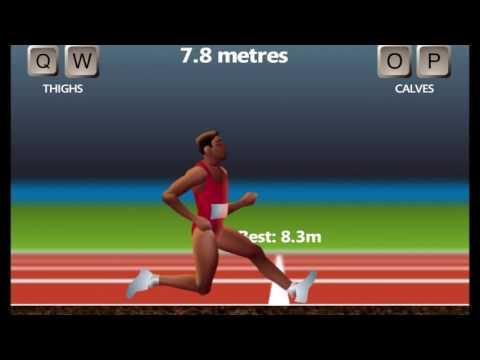 The hardest running game ever - QWOP