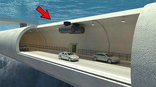 Download lagu पानी के अन्दर बनाई गयी 07 सबसे अनोखे ब्रिज | 07 Top Unusual Transformer Bridge