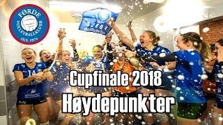 (D) Førde - Oslo Volley   Cupfinale   Highlights