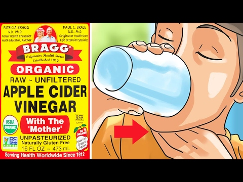 Top 15 BENEFITS of APPLE CIDER VINEGAR Uses