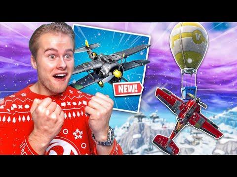 VLIEGTUIG VS AIRDROP! WAT GEBEURT ER?! - Fortnite Battle Royale (Nederlands) thumbnail