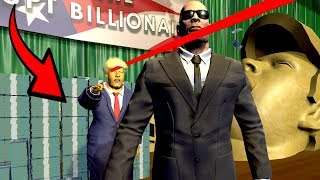 TERAZ TO JA STRZELAM! OSTATNIA OCHRONA PANA PREZYDENTA! - MR.PRESIDENT #09