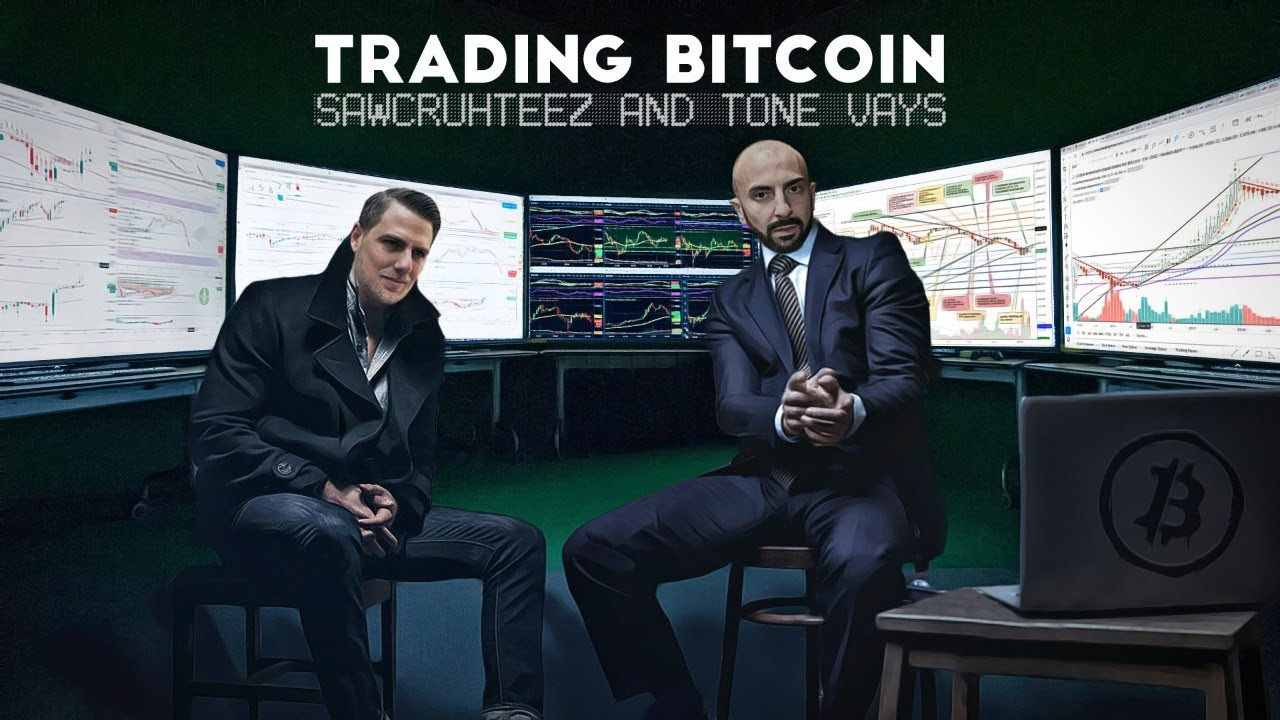 Trading Bitcoin w/ Sawcruhteez - Bitcoin, Traditional & Hyperwave 1