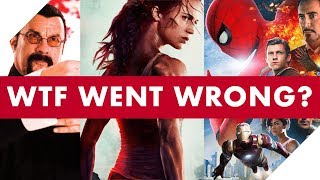 Worst Movie Posters of 2017: Movie Posters That Suck, Beyond The Spider Man Homecoming Poster