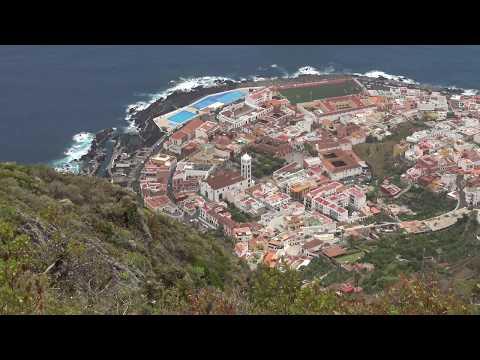 The road to Garachico Tenerife | 4K Ultra HD