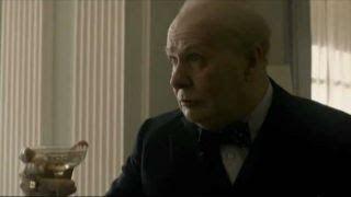 Oscar buzz for Gary Oldman in 'Darkest Hour'