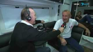 Mark Larkham & Russell Ingall Lie Detector Test | Bathurst 2014