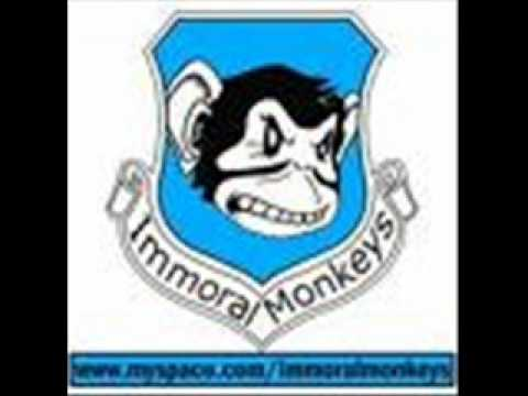 Immoral Monkeys - Yeah Right (Mlv Deep Mix)