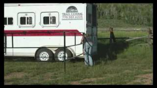 Trail Corral-Portable Corral & Portable Stall