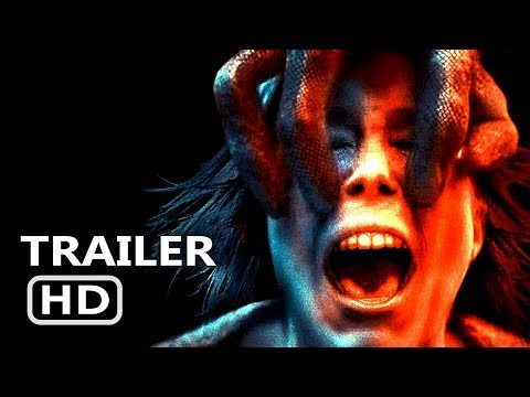 THE GRACEFIELD INCIDENT Trailer (Thriller - 2017)