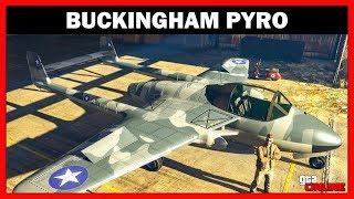 GTA 5 Online: PYRO - Самый быстрый истребитель в игре! Стоит ли покупать? | МИНИ-ОБНОВЛЕНИЕ 10.10.17
