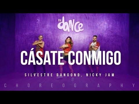 Cásate Conmigo - Silvestre Dangond, Nicky Jam | FitDance Life (Coreografía) Dance Video