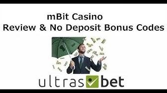 mBit Casino Review & No Deposit Bonus Codes 2019