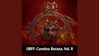 Carmina Burana Fortuna Imperatrix Mundi Part VII O fortuna