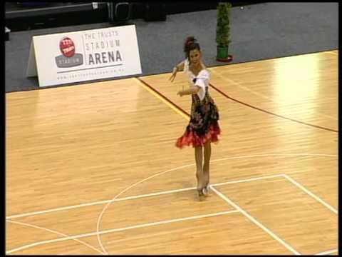 Paola Fraschini campionessa del Mondo 2012 - Carmen - Official Video
