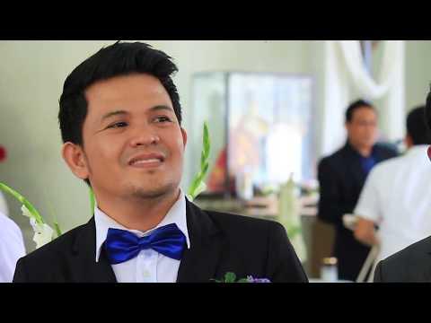 Bohol Wedding Full Processional Entourage (Full Wedding Ceremony)