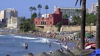 Repeat youtube video BENALMADENA BEACH GUIDE 12 - Quick guide to Bil Bil Beach -  Playa de Bil-Bil