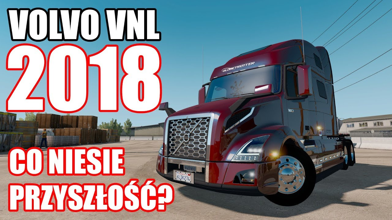 american truck simulator volvo vnl 2018 youtube. Black Bedroom Furniture Sets. Home Design Ideas